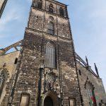 Andreaskirche-Hildesheim-Front