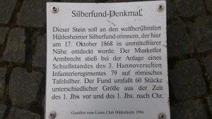 Hildesheimer-Silberfund-Tafel