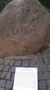 Hildesheimer-Silberfund-Denkmal